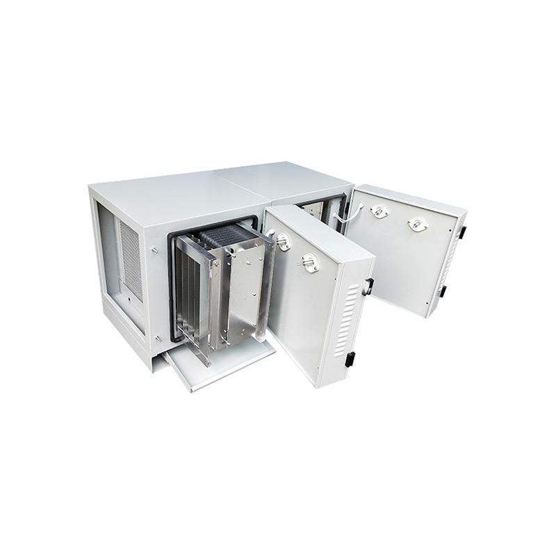 Commercial Kitchen Electrostatic Precipitator (ESP) - Low Altitude Air Emission DGRH-K-2-3500 Double Pass