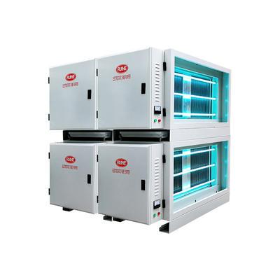 ESP Fume Clean For Commercial Kitchen DGRH-K-2-14000 Double Pass