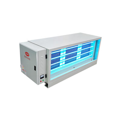 New ESP Commercial Kitchen Electrostatic Precipitator DGRH-K-10500 single pass