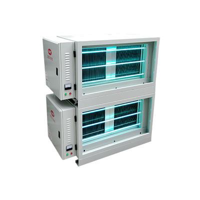 Professional Kitchen ESP electrostatic precipitator Manufacturer DGRH-K-14000