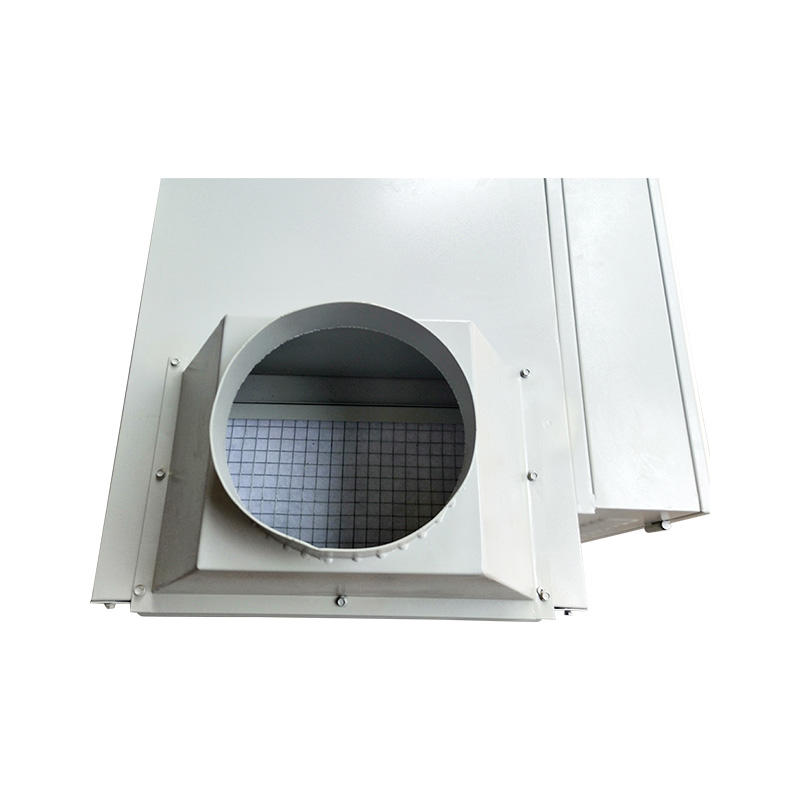 Electrostatic industrial air filter for oil mist collector DGRH-KC-2500