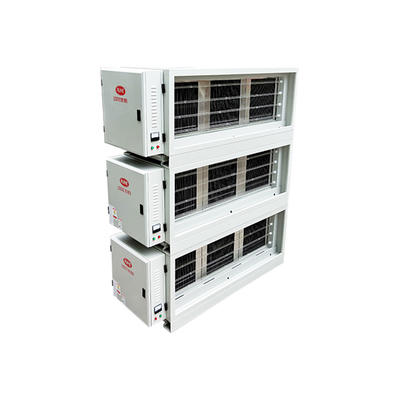 Commercial Kitchen Air Cleaner Filter Electrostatic Precipitator DGRH-K-31500
