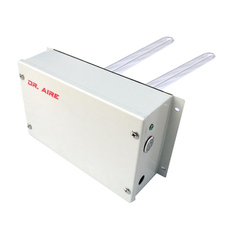 Duct mounted Germicidal UV-C Lamp