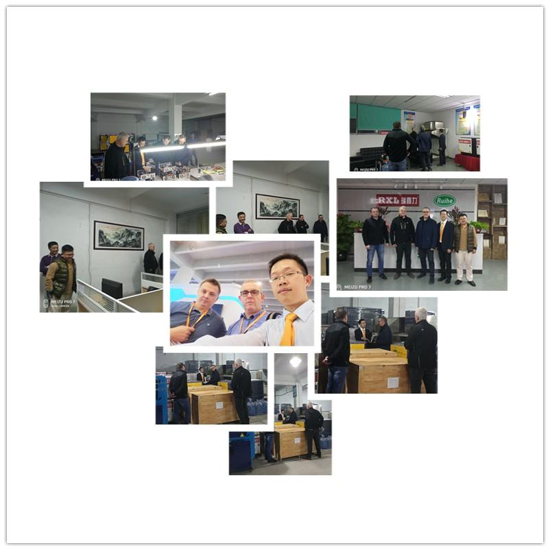 RUIHE-Congratulations On Success Of Ruihe In 25th Hotel Equipment-15