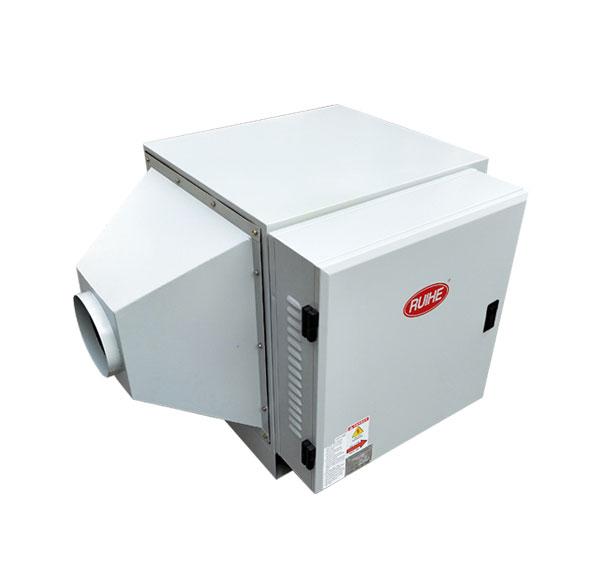 RUIHE-Coffee Roaster Electrostatic Precipitator Esp Dgrh-k-3500-2