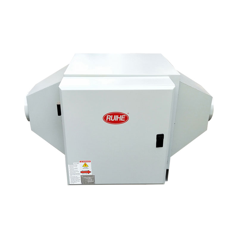 RUIHE-Coffee Roaster Electrostatic Precipitator Esp Dgrh-k-3500-5