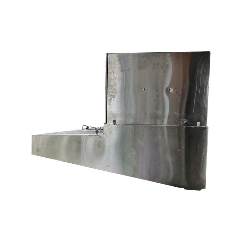 Commercial Kitchen Exhaust Hoods With Electrostatic Precipitators (ESP) DGRH-KA-6000