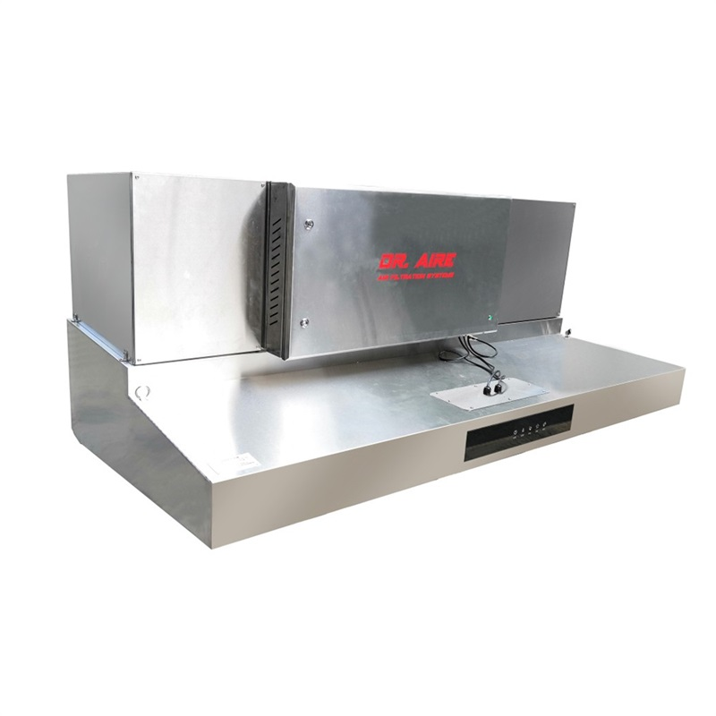RUIHE DR AIRE-Best Kitchen Exhaust Hoods With Electrostatic Precipitators